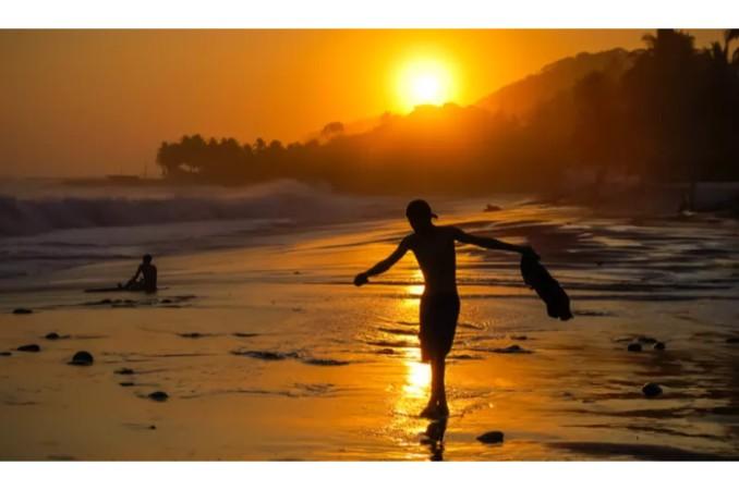 Le cinque spiagge migliori per i principianti del surf